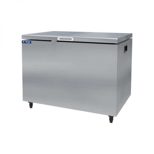Ice Box Stainless 200L