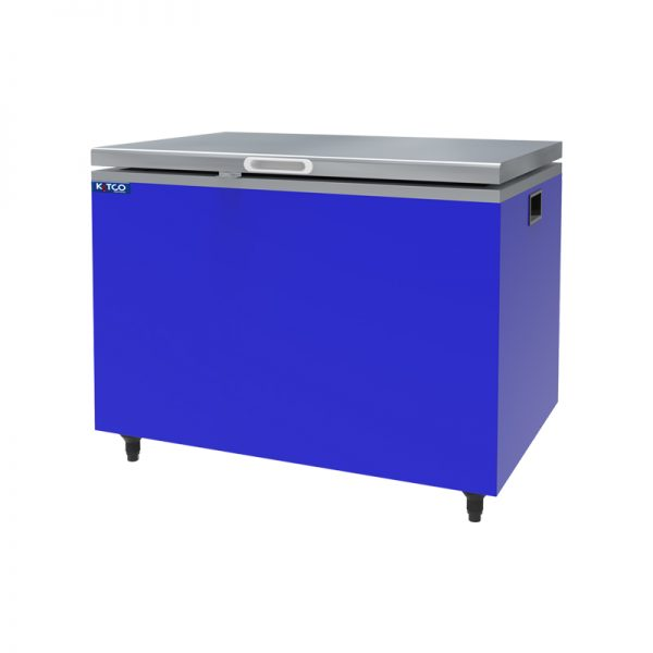 Ice Box Stainless Blue 200L